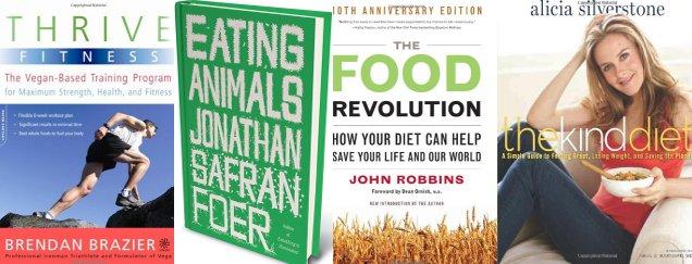 Vegan books