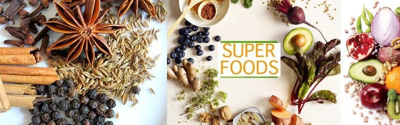 super foods plant based