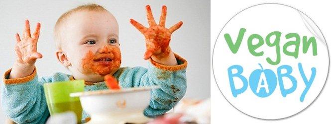 vegan baby children kid