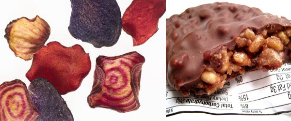 Vegan Snacks cookies truffles chips nuts chocolates seeds crackers