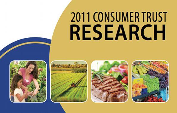 Big Food Consumer Trust Research 2011