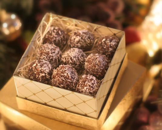 Hazelnut Chocolate Snowballs