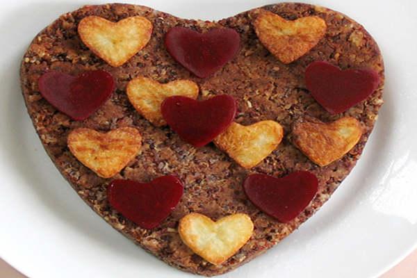 Recipe: Valentine Red Quinoa Loaf