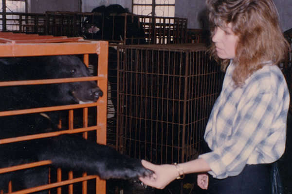 Animals Asia Founder and CEO Jill Robinson's Mission to End Bear Farming