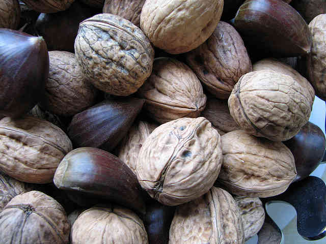 5 Health Benefits of Nuts