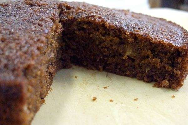 Recipe: Spicy Gingerbread Cake