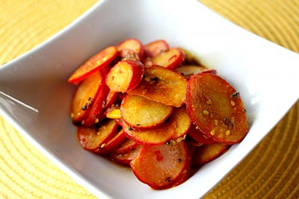 Recipe: Indian Radish Pickle