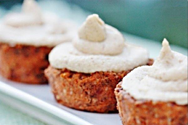 Raw Cupcakes