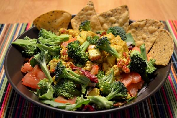 10 Protein-Packed Vegan Lunch Ideas