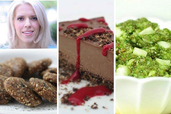 Featured Green Monster: Kristen Suzanne, Raw Vegan Chef