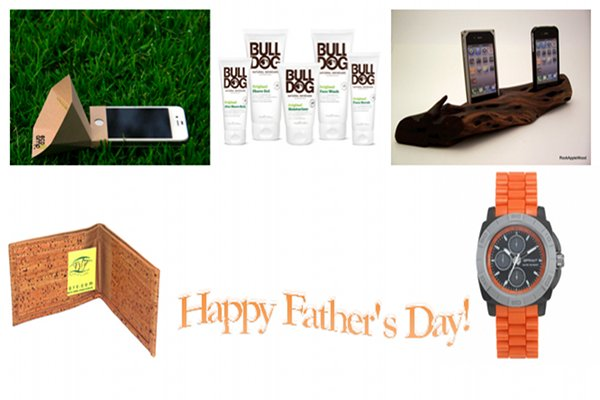 5 Eco-Vegan Father's Day Gift Ideas