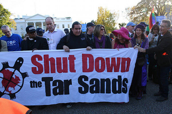 How Tar Sands Extraction Is Destroying the Planet and What you can do to Stop it