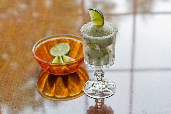 Recipe: Margarita Ice Cream