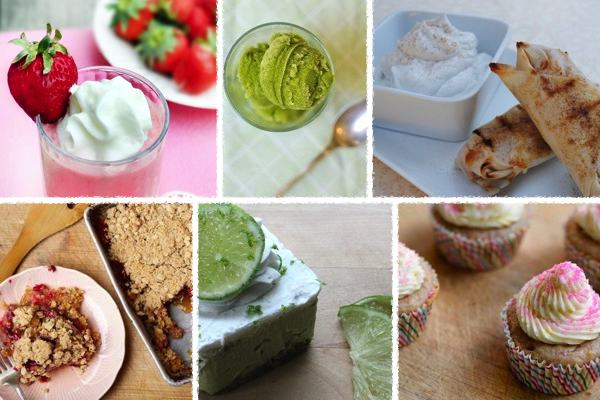 Summer Vegan Dessert Recipe Roundup