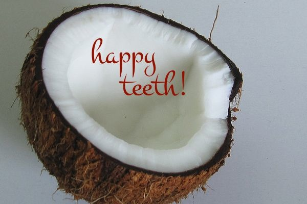 Coconut Oil Could Help Fight Tooth Decay