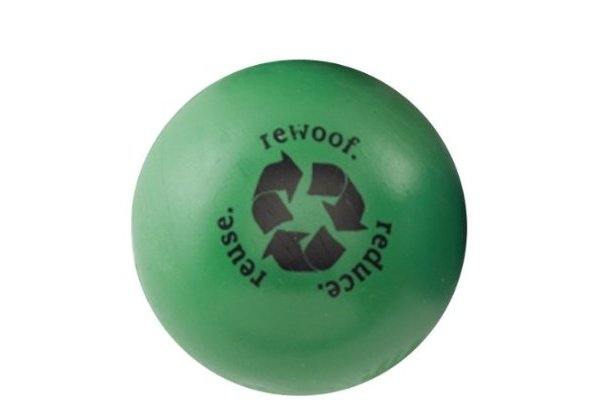 Recycled Rubber Ball