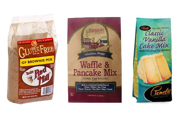 The Ultimate Guide to Gluten Free Baking Mixes!