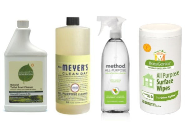 The Best All-Natural Cleaning Products For Your Home