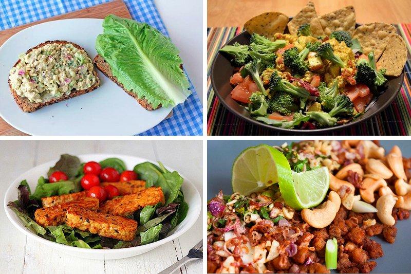 Vegan Tempeh Recipes