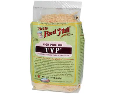 Bob's red mill TVP