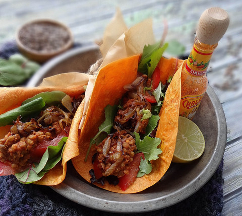 Recipe: Lentil Tacos