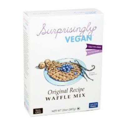 surprisingly vegan