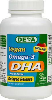 DEVA Omega Delayed Release