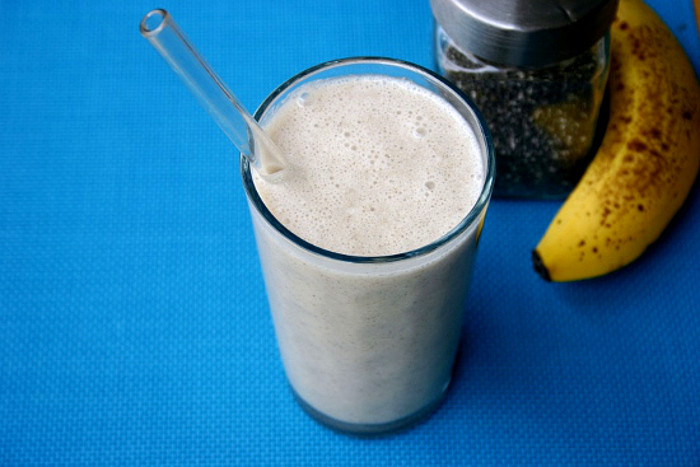 Superfood Recipe: Chia, Lucuma, Coconut Smoothie