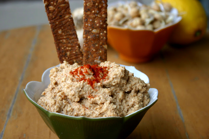How to Make Raw Sprouted Hummus: A Real Rockin' Recipe!
