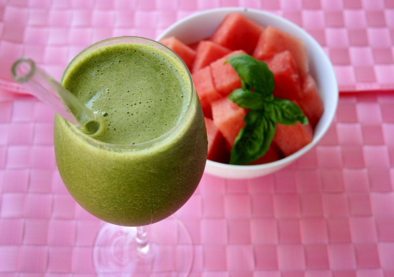 Recipe: End of SummRecipe: End of Summer Smoothieer Smoothie