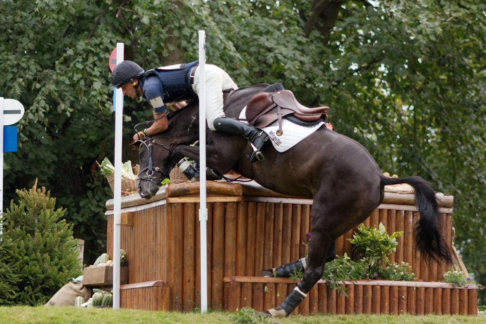 Equestrian Three-Day Eventing