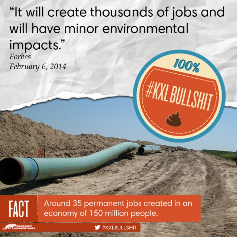 3 Outrageous Claims the Media Is Making About Keystone XL