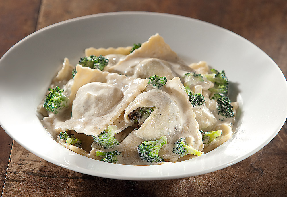 Broccoli Cream Sauce
