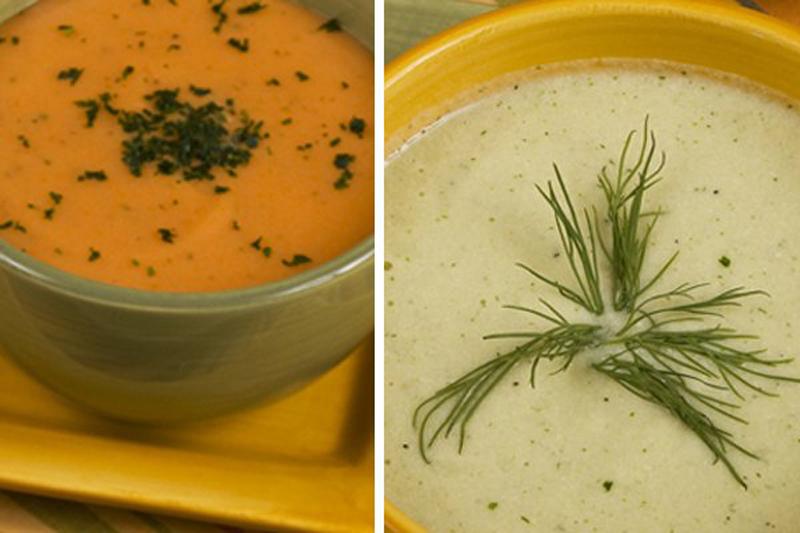 15 Fresh and Cool Raw Soups for the Summer
