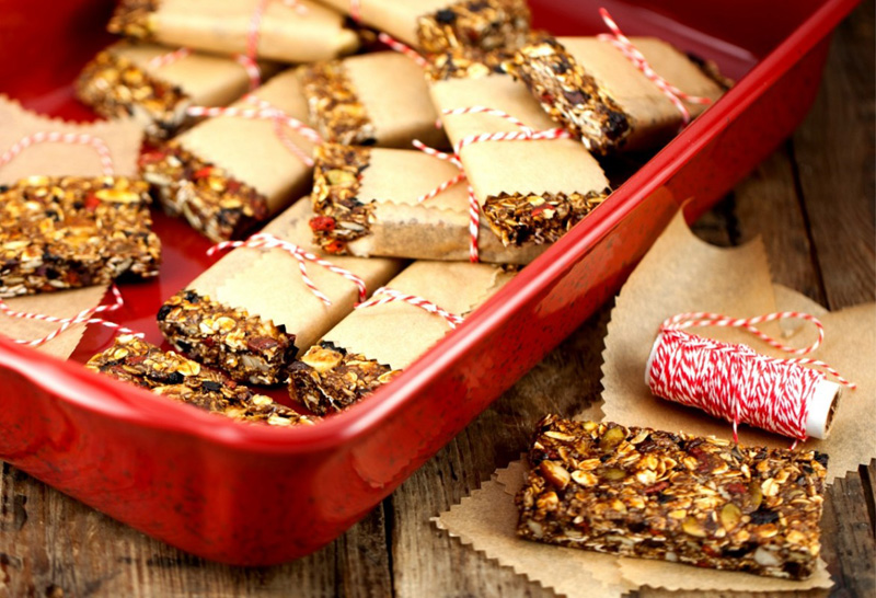 Super Power Vegan Bars