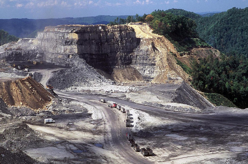 Mountaintop Removal is Killing Fish: 4 Other Scary Effects of This Dangerous Coal Mining Method