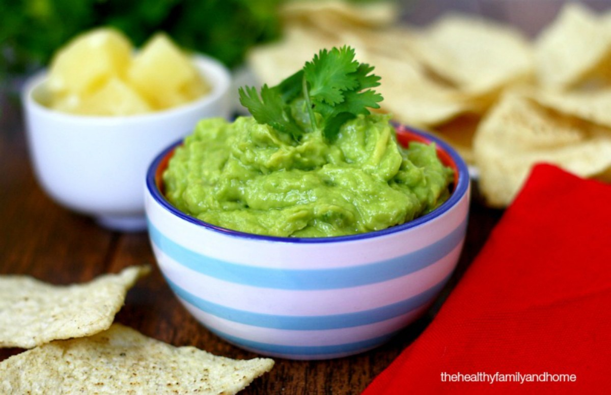 Put Guacamole on These Tasty Mexican Dishes