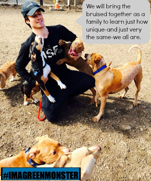 10 Amazing Ways Ian Somerhalder is Changing the World for Animals!