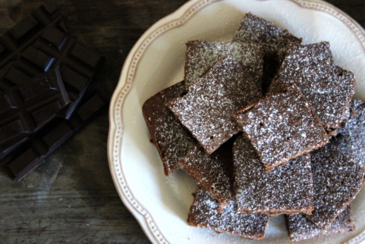 Chocolate Spice Cake 'Cake aux épices [Vegan]