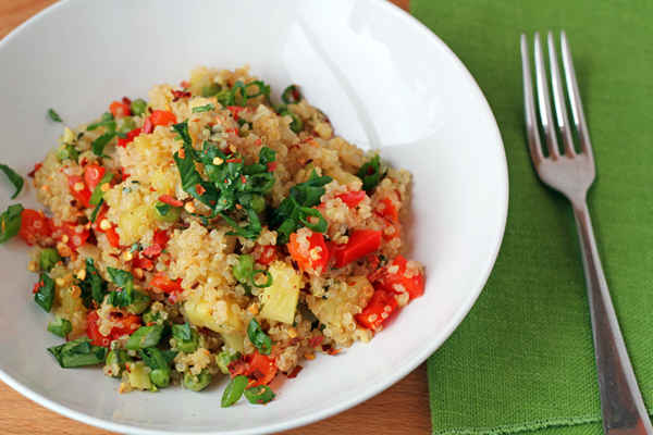 Quinoa is a Complete Protein Source. Try It In These Recipes