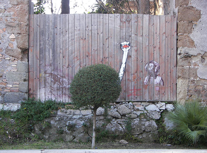 Street Art and Nature