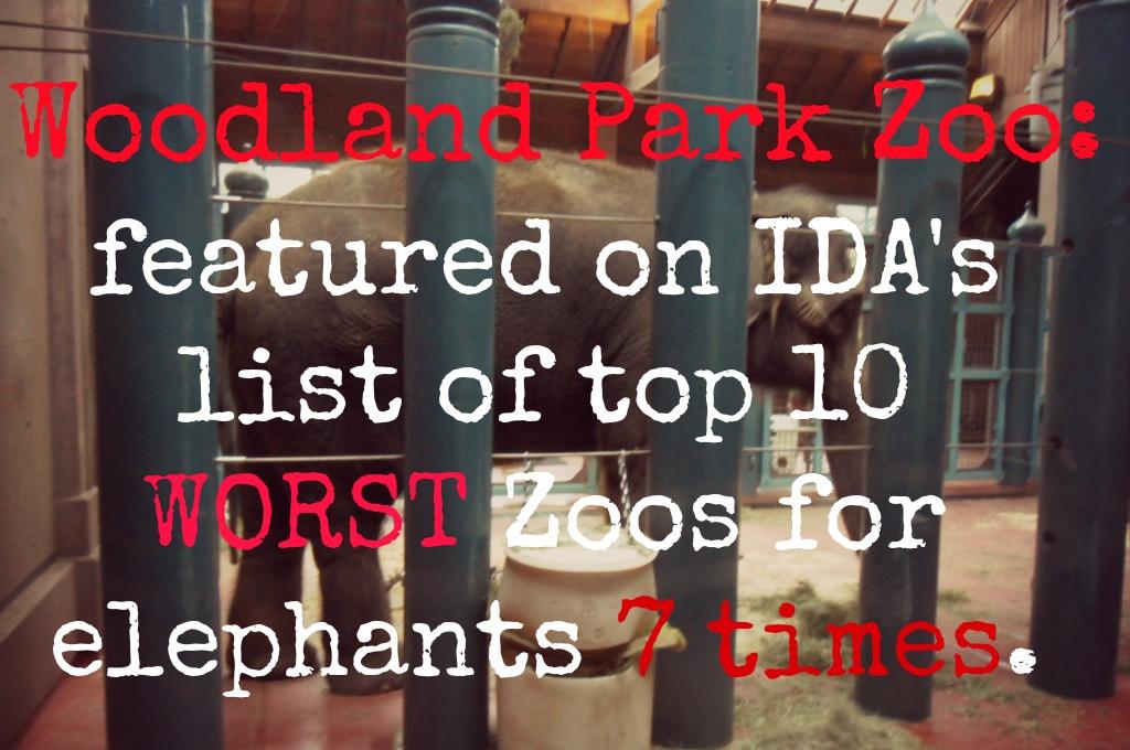 Woodland Zoo