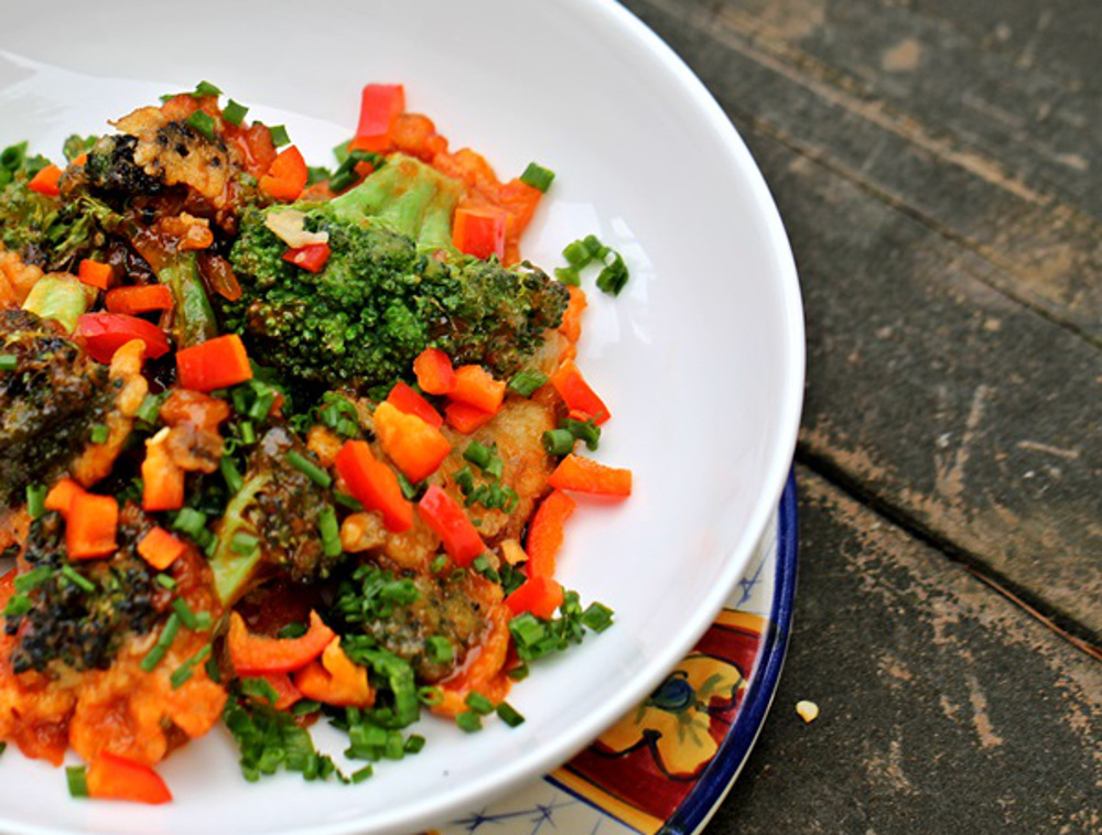 Broccoli-Manchurian
