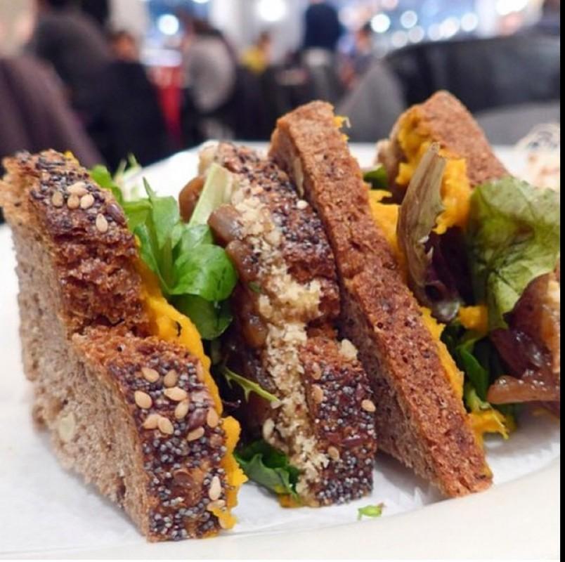 PeacefooJapanese Sandwich