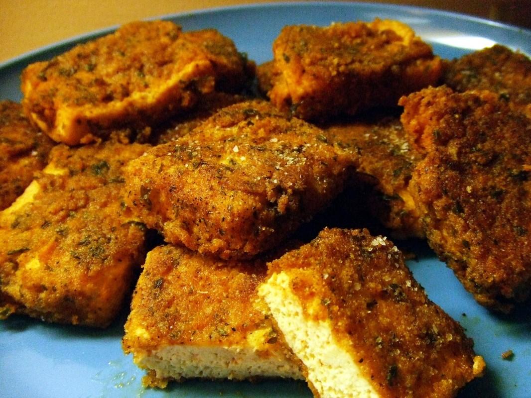 buttermilk fried tofu (4)