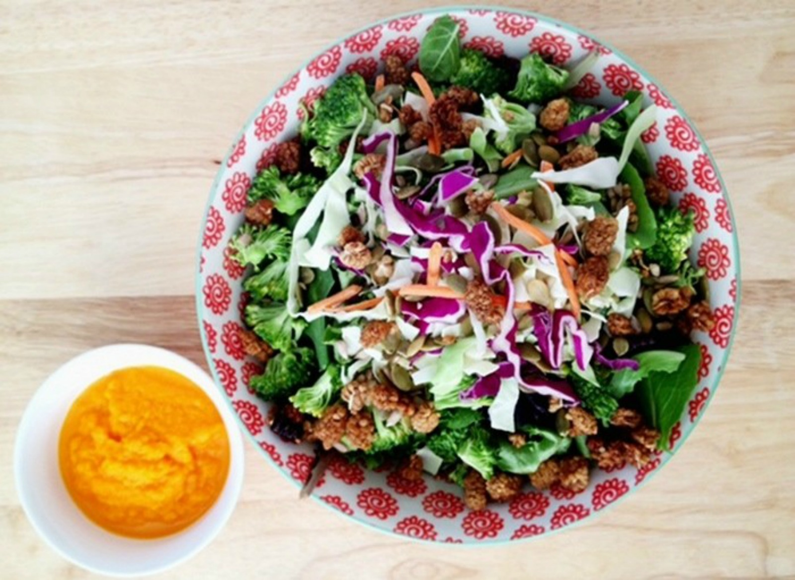How to Use Nuts and Seeds to Make Creamy Salad Dressings