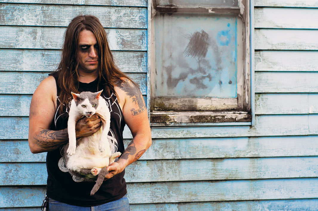 These Metal Rockers are Softies When it Comes to Animals