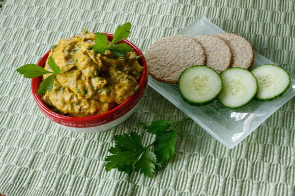 squash-parsley-dip