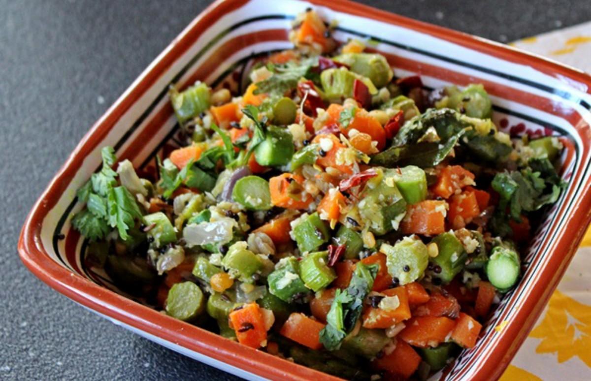 Asparagus-and-Carrot-Poriyal-1200x774