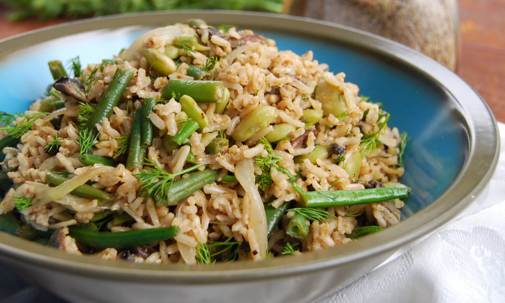 Brown-Rice-Salad-with-Dill